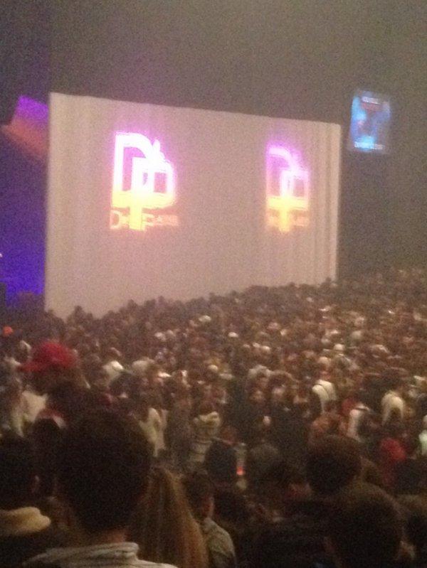 Concert de Jul au zénith de Nantes   22/12/2016