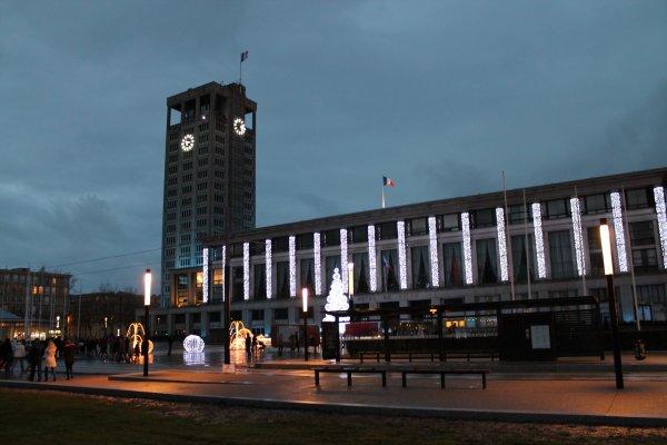 La grande roue au Havre
