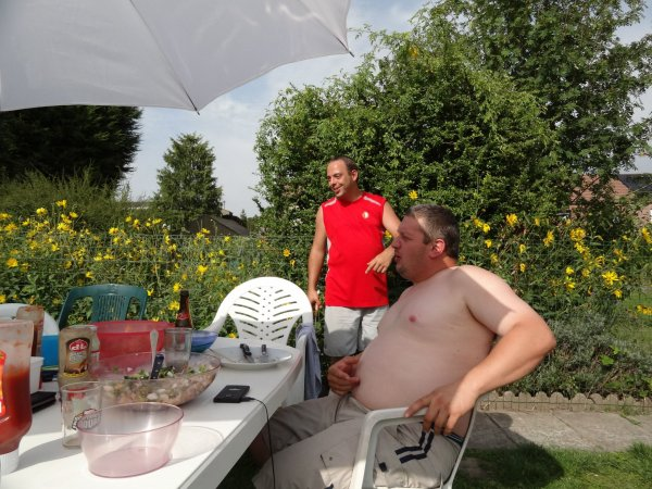 Barbecue du 19.08.2012
