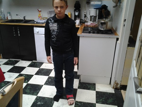 14.09.2012 - Accident à l'école