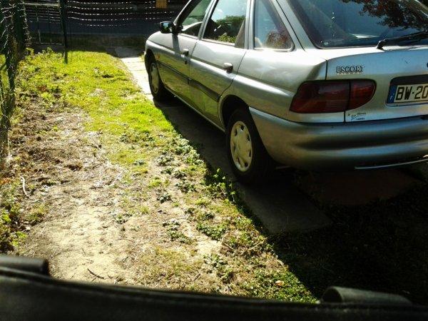 29.09.2012 - Parking avant transformation