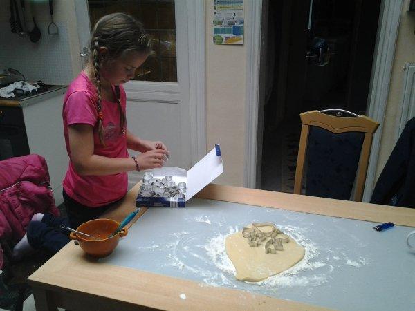 17.10.2012 - Bryan et Laetitia cuisinent