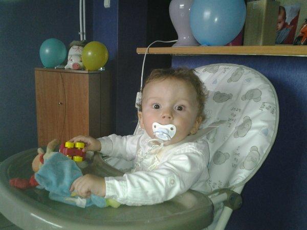 20.10.2012 - Anniversaire Logan (1 an) a Ecaussines