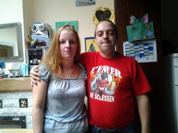 01.12.2012 - Dan et Kathy ===> 12 annees de bonheur