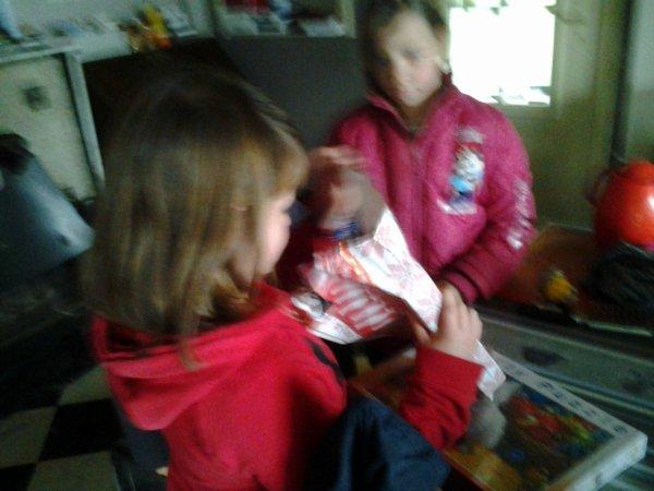 01.12.2012 - Anniversaire Justine