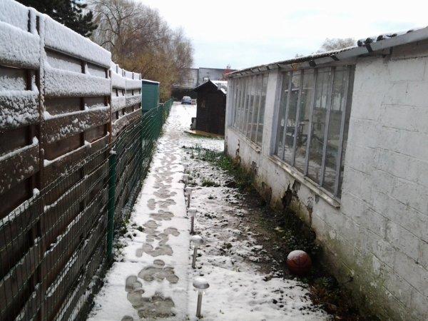 07.12.2012 - Les premieres neiges
