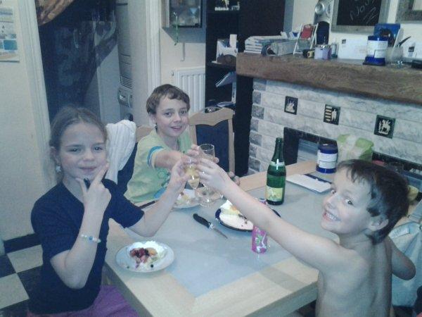 18.12.2012 - Bon anniversaire Dylan (11 ans)