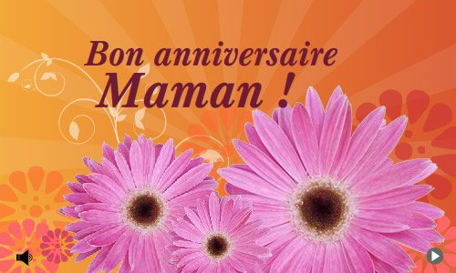 23.12.2012 - Bon anniversaire maman