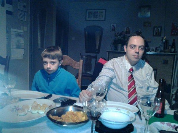 24.12.2012 - Reveillon de Noel a Viane