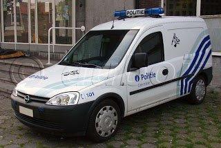 07.01.2013 - Politie - Contrôle d'alcool - Arf.... J'ai dû souffler
