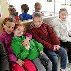 Ma fille en classe de mer le 15-04 au 19-04-13 à Oostduinkerke