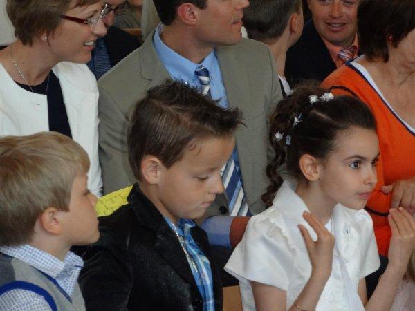 09.05.2013 - La petite communion de Bryan
