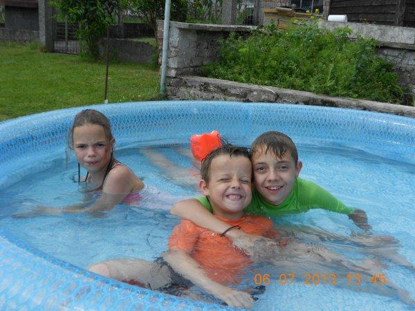 06.07.2013 - Farniente - piscine et BBQ