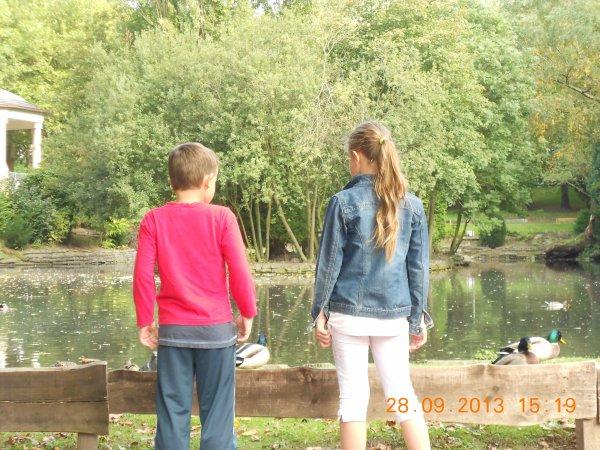 28.09.2013 - Au parc communal de Mouscron