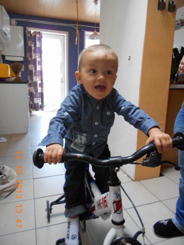 12.10.2013 - Anniversaire Logan 2 ans à Ecaussines