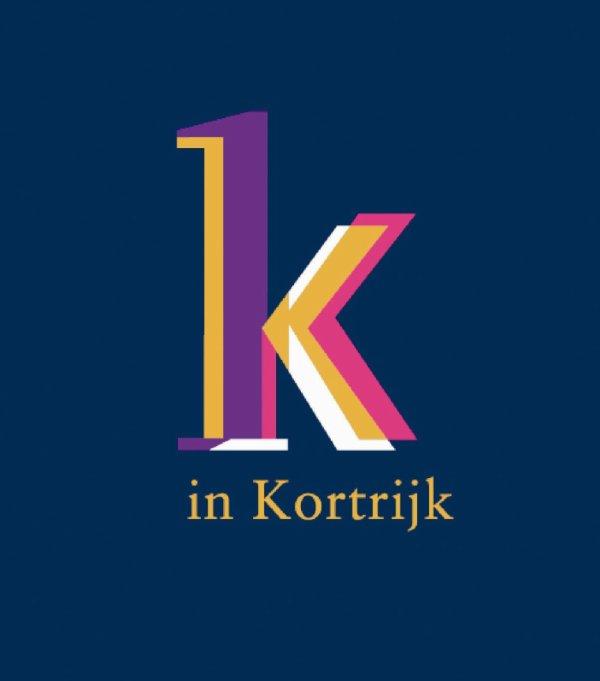 "La photo de Dan au ""K"" de Kortrijk - Courtrai"