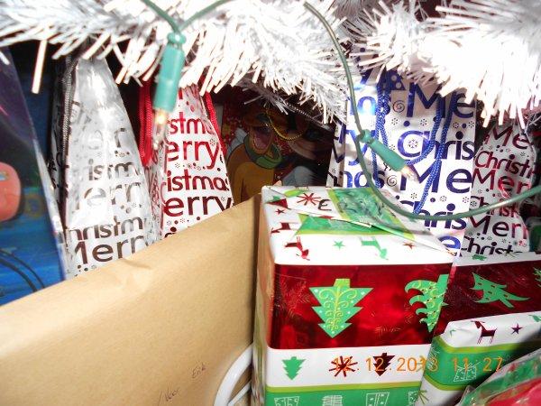 Les KDO pour les réveillons de Noël et nouvel an 2013