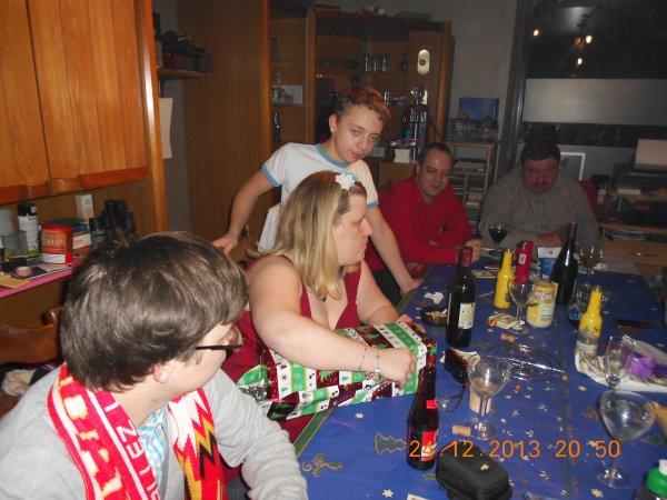 Réveillon de Noël 2013 à Viane (Geraardsbergen)