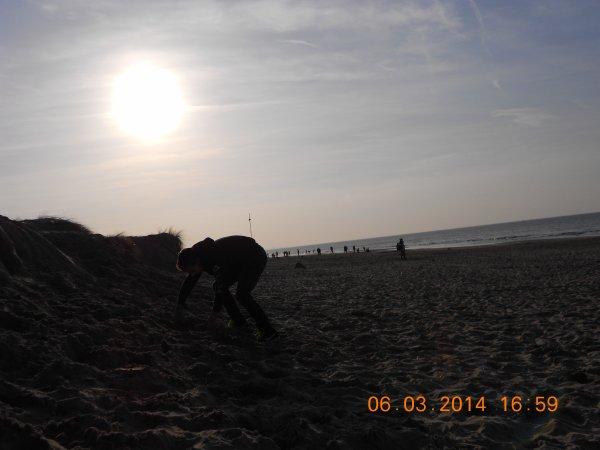 06.03.2014 - Séjour agréable à De (La) Panne