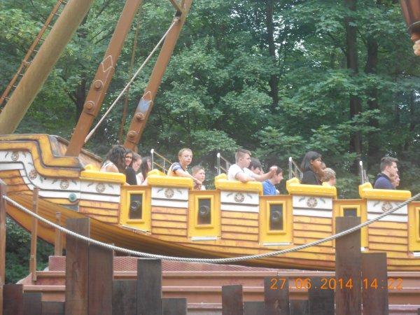 27.06.2014 - Superbe après-midi à Bellewaerde Park