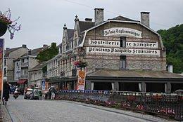 11.07.2014 - Visite de Durbuy - Ville magnifique !