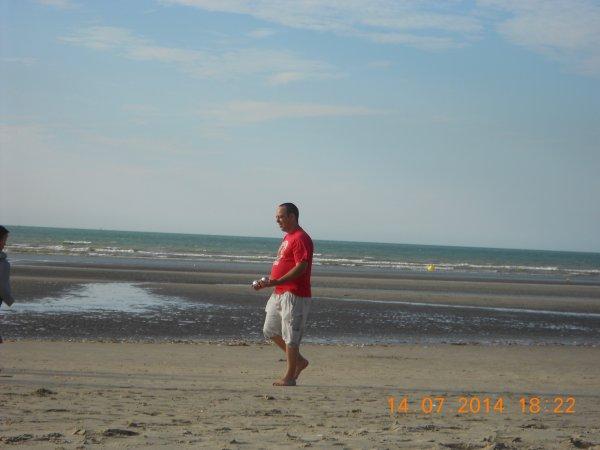 14.07.2014 - Fête nationale française à Bray-Dunes (France)