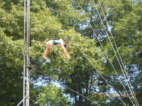 17.07.2014 - Bellewaerde Park à Ypres (Ieper)