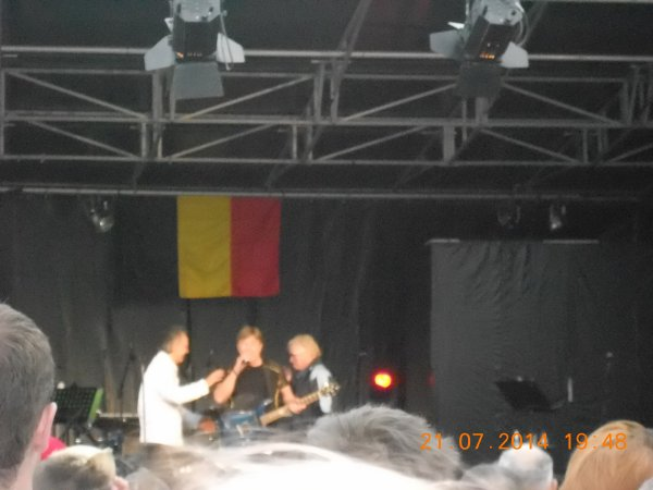21.07.2014 - Fête nationale de Belgique à Mouscron