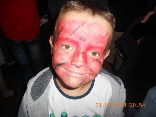 21.07.2014 - Fête nationale de Belgique à Mouscron