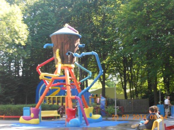 23.07.2014 - Walibi World à Biddinghuizen (Netherlands)
