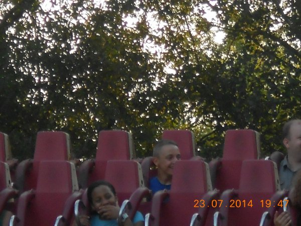 23.07.2014 - Walibi World à Biddinghuizen (Netherlands)