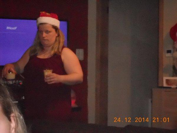 Soirée réveillon de Noël 2014