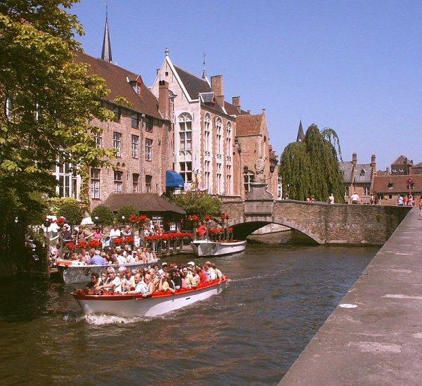 09.03.2015 - Excursion de Bryan à Bruges (Brugge)