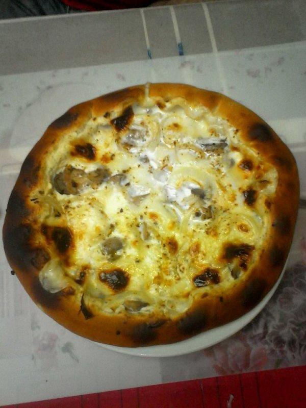 28.03.2015 - Pizza maison :-p