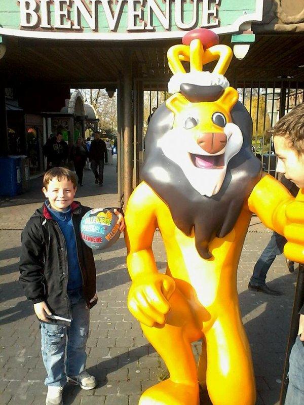 05.04.2015 - Journée à Bellewaerde (2)