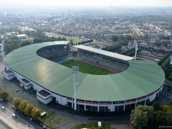 05.05.2015 - Voyage scolaire de Dylan au stade roi Baudoin de Bruxelles