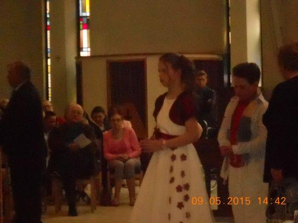 09.05.2015 - Communion solannelle de Laëtitia