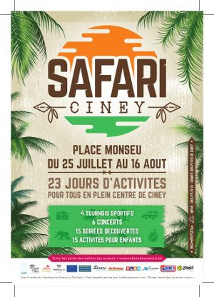 01.08.2015 - Safari Ciney
