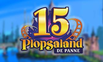 15.08.2015 - Journée en famille à Plopsaland De Panne