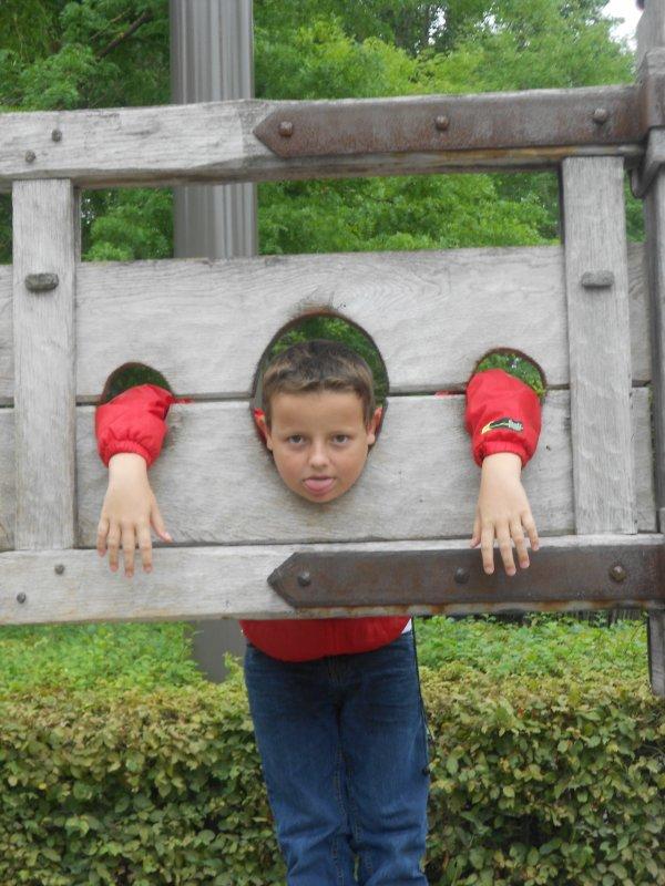 15.08.2015 - Journée en famille à Plopsaland De Panne (2)