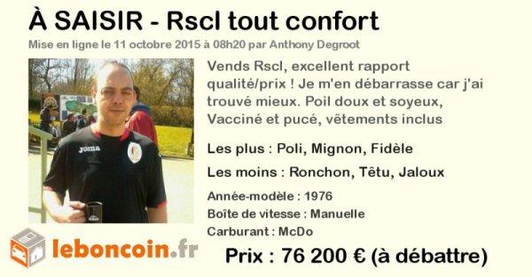 """Opportunité - Annonce sur """"leboncoin.fr"""""""