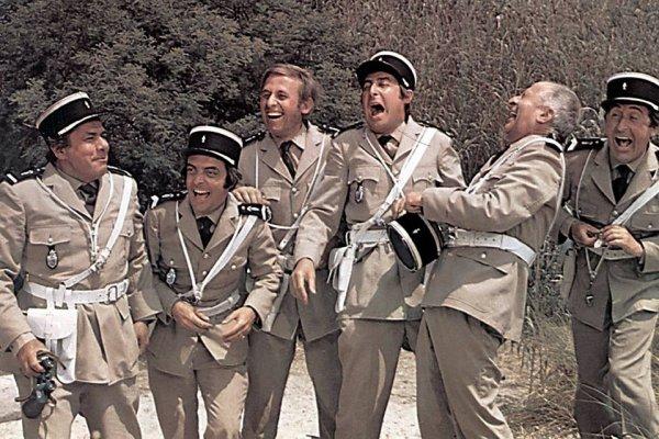 """Les célèbres """"Gendarmes de Saint-Tropez"""" sont désormais tous décédés"""