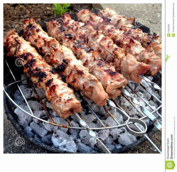 02.04.2016 - 1° barbecue de l'année 2016 :-p
