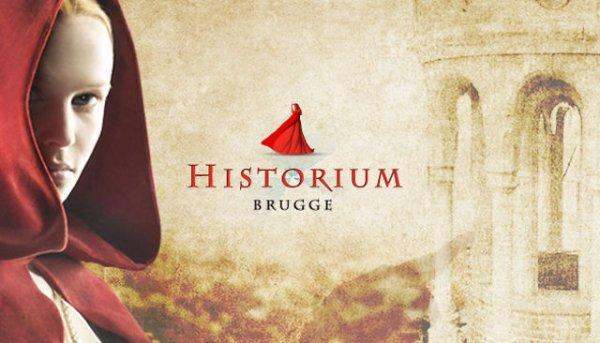 20.04.2016 - Excursion scolaire pour Dylan à Historium Brugge