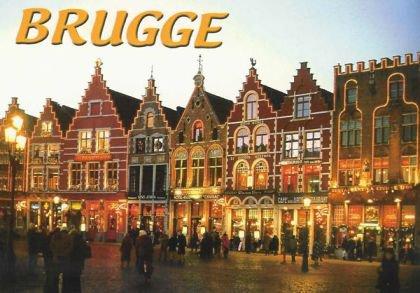 Du 27.04.2016 au 29.04.2016 - Excursion scolaire pour Laëtitia à Brugge