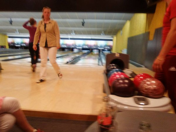 22.05.2016 - Bowling Themis en famille