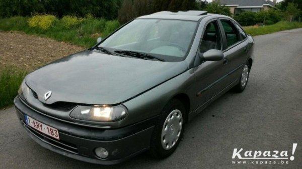 27.05.2016 - Voici notre nouvelle acquisition: Renault Laguna :-)
