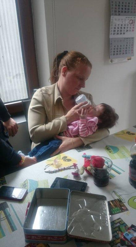 04.06.2016 - Chez ma mère à Yvoz-Ramet