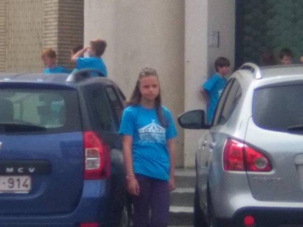05.06.2016 - Schoolfeest de ma fille Laëtitia à Menen (Menin)