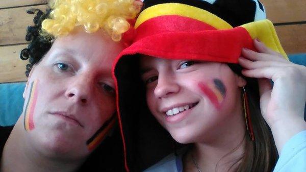18.06.2016 - Euro 2016 - Belgique vs Rép. d'Irlande